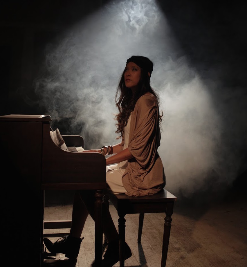 Seattle-based singer/songwriter Rachel Wong.